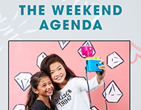 The Weekend Agenda Email