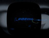VR 360° Boeing logo