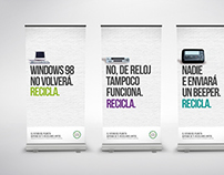 1a1 Reciclaje - Campaña de Publicidad