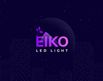 Website Design for Eiko Led Light Redesign