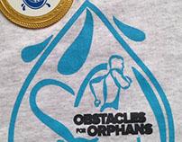 Logo & T-Shirt Design: Obstacles For Orphans
