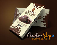 Chocolate Brochure Template