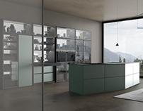 WIND kitchen by ELIO HOME