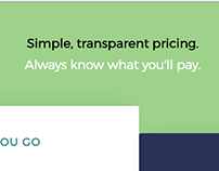 Simple Pricing Page