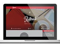 Redbrush Branding & Site Design