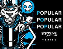 "Popular ""StreetArt"" Series"