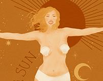 You Are The Sun | Ilustração