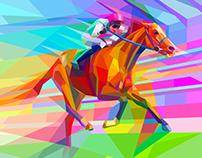 Ascot racehorse: You bring the colour.