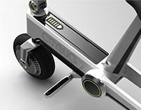 "TranzX works - Escooter 10"""