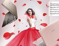 ASUS - Valentine's Day promotional campaign