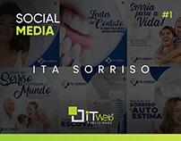 Social Media | Ita Sorriso - Clínica Odontológica #1