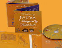 CD cover Classical music for kids QNDEL