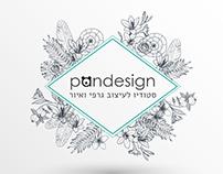 Pandesign Studio branding