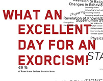 What an Excellent Day for an Exorcism!