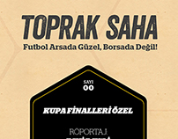 Toprak Saha Ipad Magazine