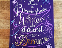 Once Upon a Time in Birmingham Women Who Dared to Dream