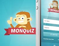 MonQuiz UI Design