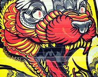 """Affamée"" - World's Biggest Student Art Show"