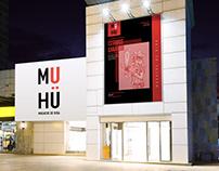 Museo del humor - Identidad visual institucional