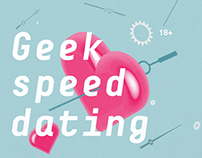 Geek Speed Dating at KL10CH