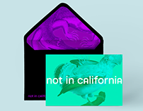 not in california