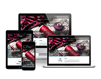 Tailoring on-line courses - responsive web site