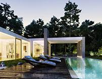 Pool Exterior Design