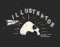 Illustration Typography #1