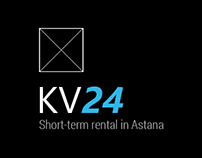 KV24. Short-term rentals in Astana, Kazakhstan