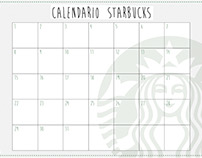 Calendario Starbucks Coffee Arg.