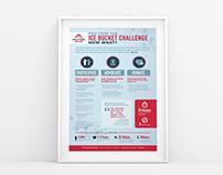 ALS Ice Bucket Challenge Infographic