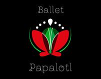 Logo: Ballet Papalotl