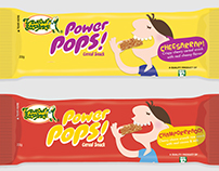 Lemon Square Power Pops!