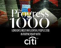 The Progress 1000 2018 - email