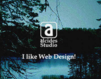 Alcides Studio Web Site