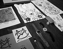 Illustration & textile