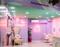 Lei Hair Interiorismo Comercial