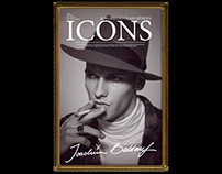 KULT-Artists Magazine  •  ICONS