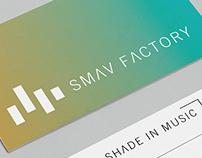 Smav Factory - Branding