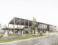 Inegol Municipality // Cirakoglu Architects