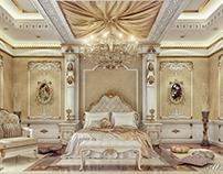 Bedroom in KSA.