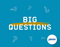 Jobsite - Big Questions with Portsmouth Football Club