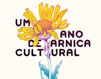 Um ano de Arnica Cultural