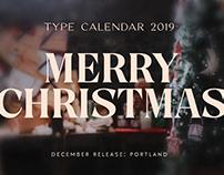 Portland Typeface
