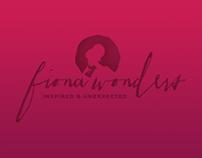 Fiona Wonders Branding