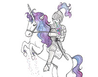 Unicorn Knight