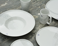 Dishes for Pelagia