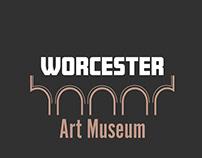 Worcester Art Museum Brand Book