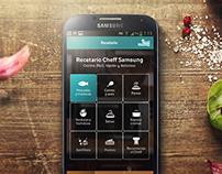 App Cheff Samsung