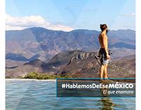 Campaña Hablemos de ese México